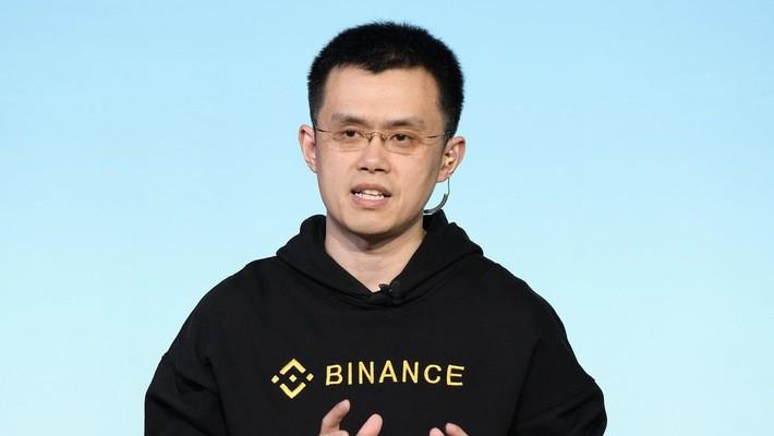 Zhao Changpeng, 41 tuổi, nhà sáng lập Binance - Ảnh: Bloomberg.