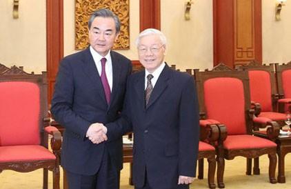 Bộ trưởng Ngoại giao Trung Quốc Vương Nghị sang thăm chính thức Việt Nam và dự Hội nghị Thượng đỉnh hợp tác Tiểu vùng Mekong mở rộng lần thứ sáu