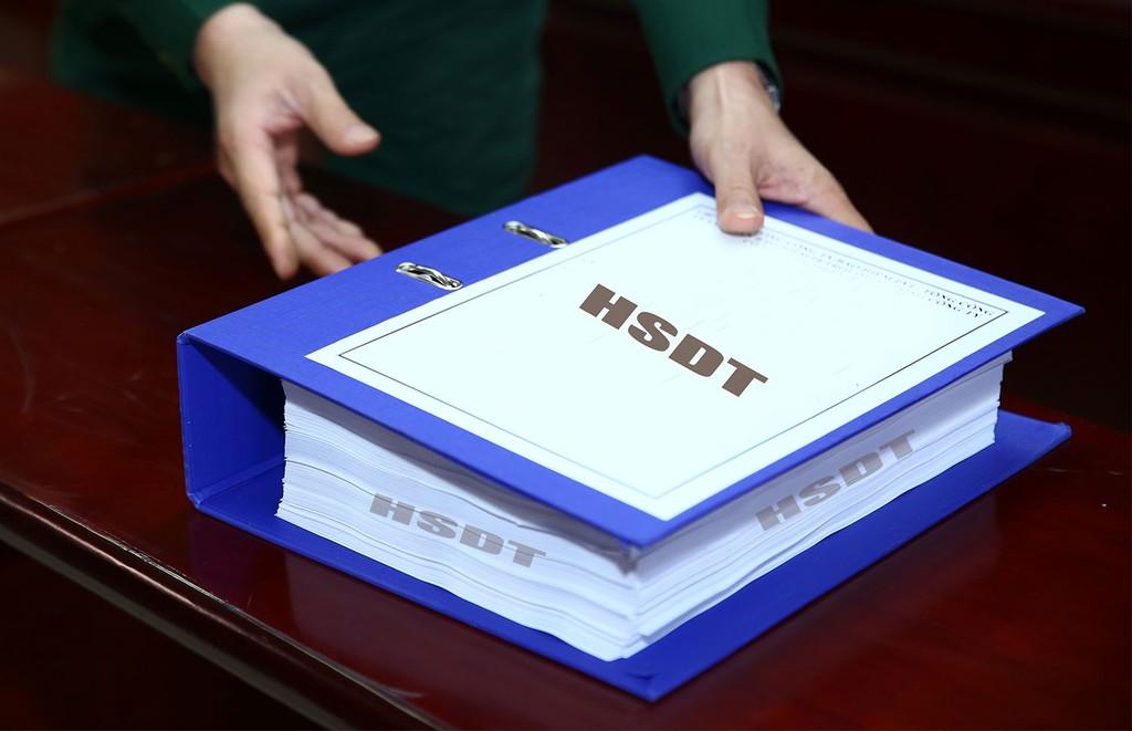 Công ty CP Xây dựng công trình A.E bị cấm tham gia đấu thầu vì đã cung cấp 2 hợp đồng tương tự giả khi nộp hồ sơ dự thầu. Ảnh: Lê Tiên