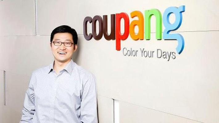 Bon Kim - người sáng lập, CEO của Coupang - Ảnh: Coupang.