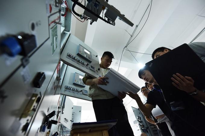 Nhà thầu tăng thêm công nhân cho dự án đường sắt Cát Linh - Hà Đông - ảnh 5