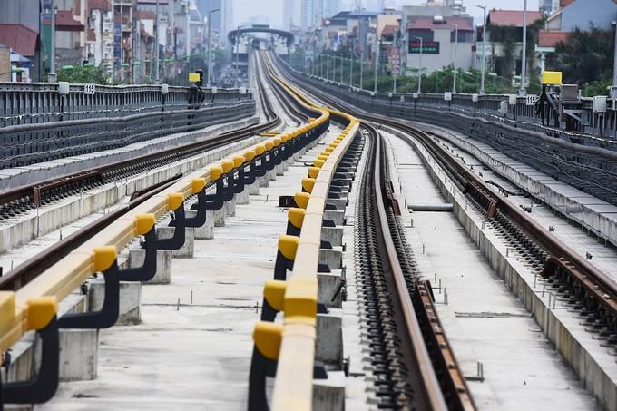 Nhà thầu tăng thêm công nhân cho dự án đường sắt Cát Linh - Hà Đông - ảnh 11