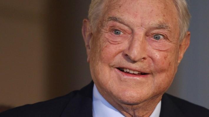 Tỷ phú, nhà đầu cơ nổi tiếng George Soros - Ảnh: Getty/BI.