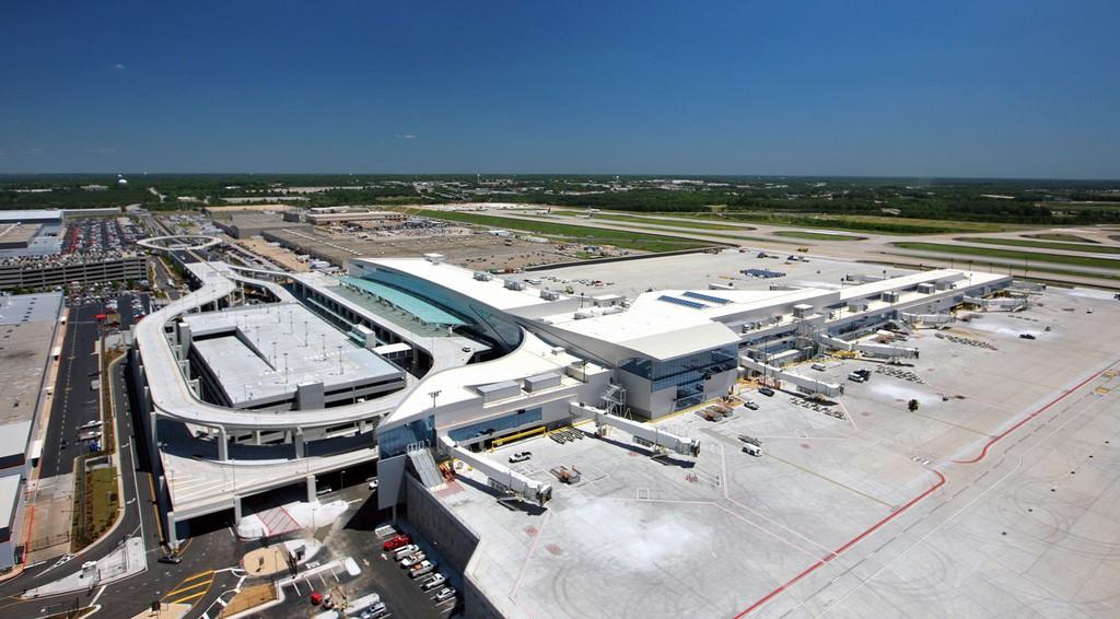 Top những sân bay bận rộn nhất thế giới - ảnh 1