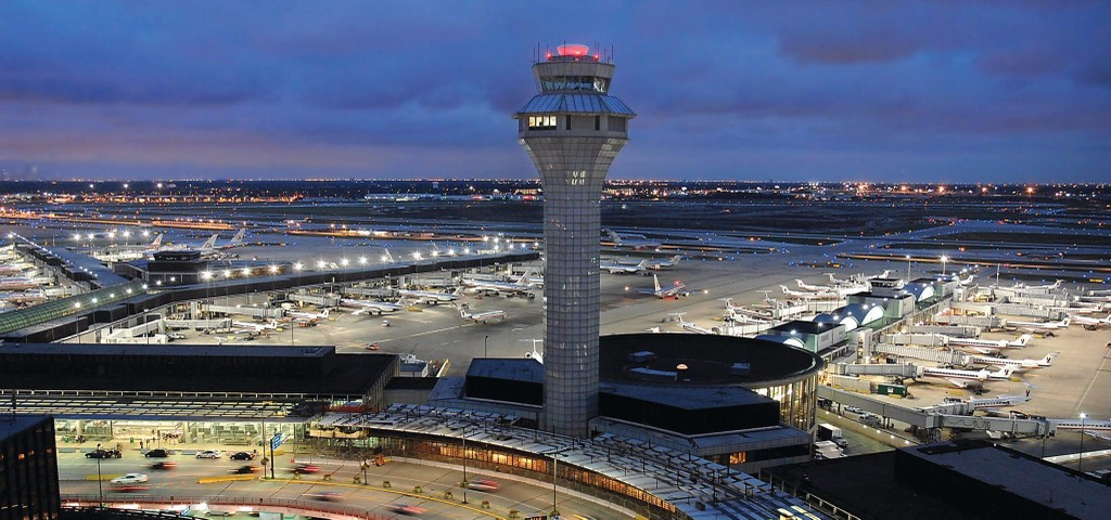 Top những sân bay bận rộn nhất thế giới - ảnh 6