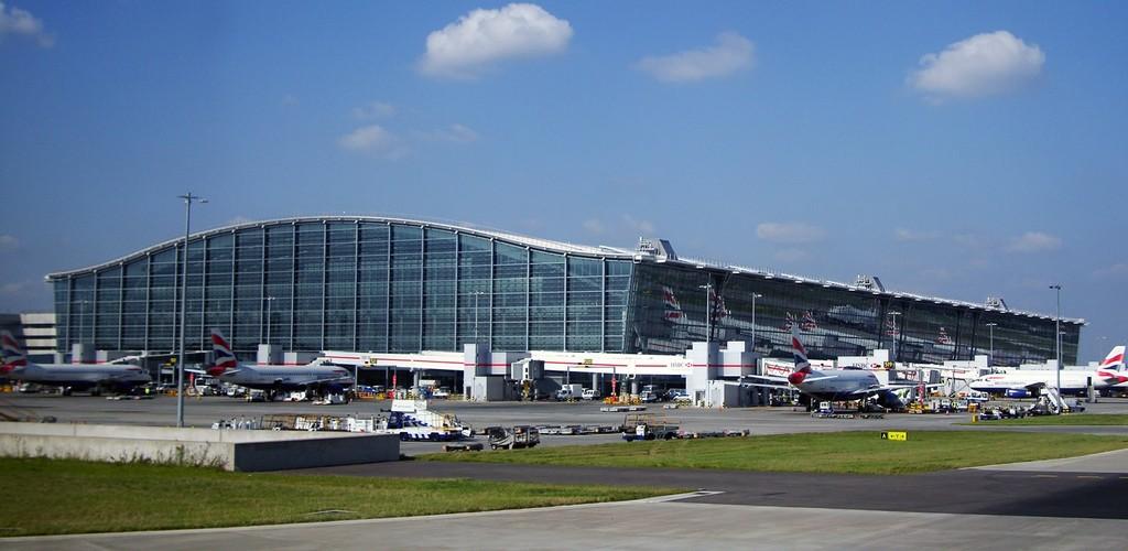 Top những sân bay bận rộn nhất thế giới - ảnh 7