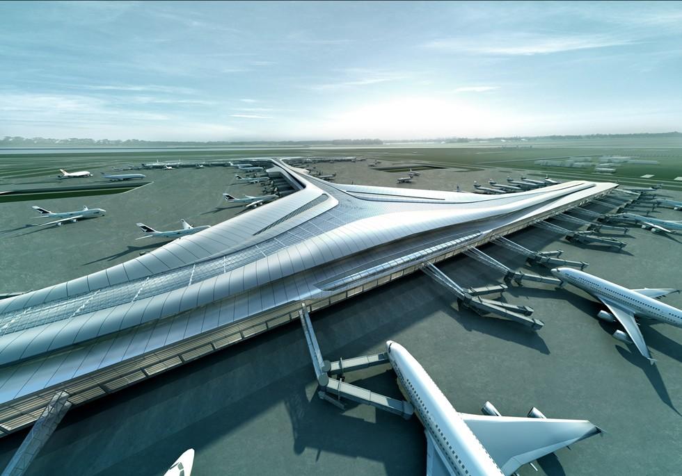 Top những sân bay bận rộn nhất thế giới - ảnh 9