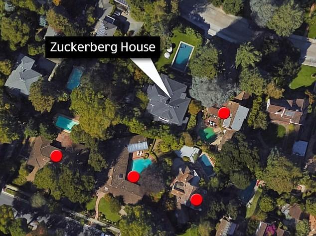 Bên trong căn nhà khiêm tốn của ông chủ Facebook ở thung lũng Silicon - ảnh 1