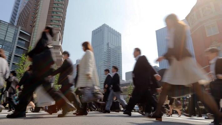 Dân số lão hóa khiến Nhật Bản thiếu lao động - Ảnh: Nikkei.