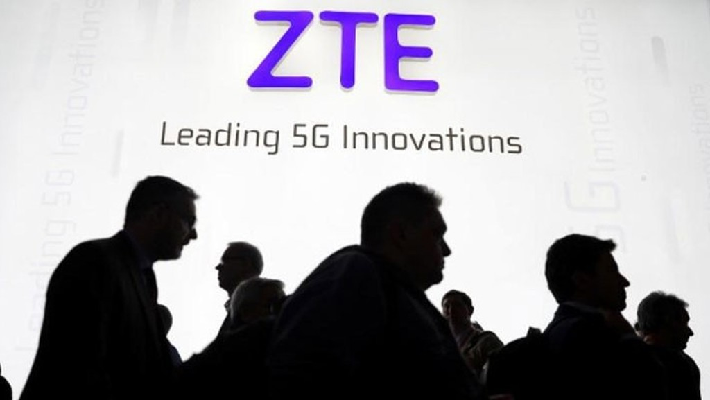 Lệnh cấm của Mỹ có thể gây thiệt hại lớn của ZTE - Ảnh: Reuters.
