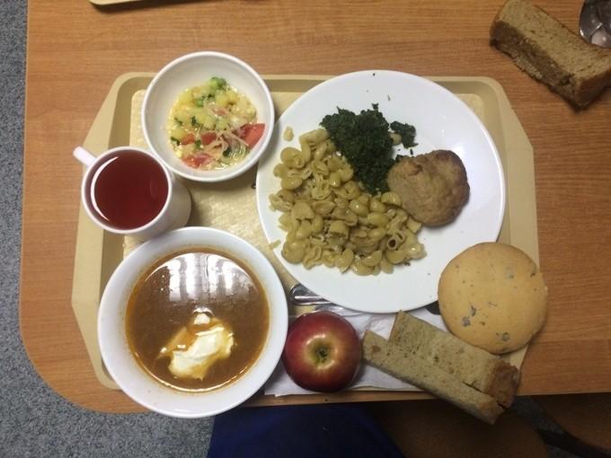 Bữa trưa của lao động các ngành nghề trên thế giới - ảnh 1