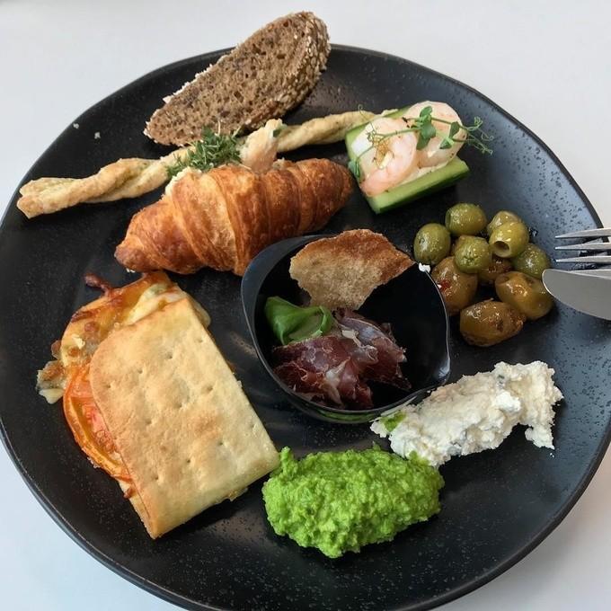 Bữa trưa của lao động các ngành nghề trên thế giới - ảnh 6