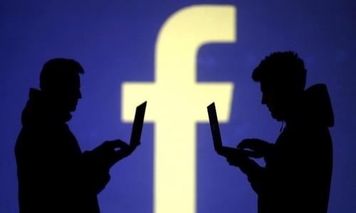 Người dùng Facebook vẫn tiếp tục tăng trưởng trong quý đầu năm. Ảnh:Reuters