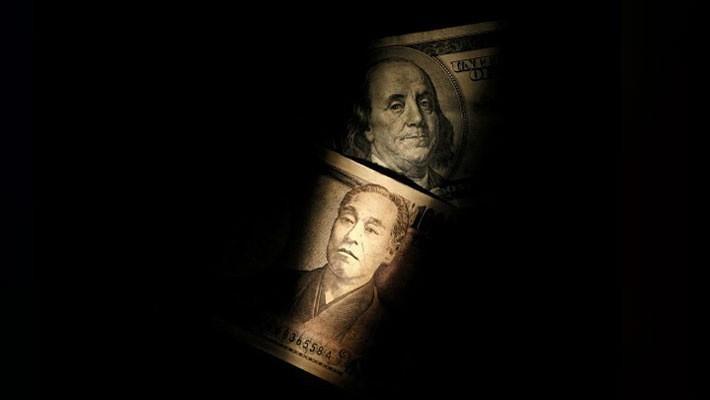 Trong tháng 4 này, đồng USD đã tăng 2,9% so với đồng Yên Nhật - Ảnh: Reuters.