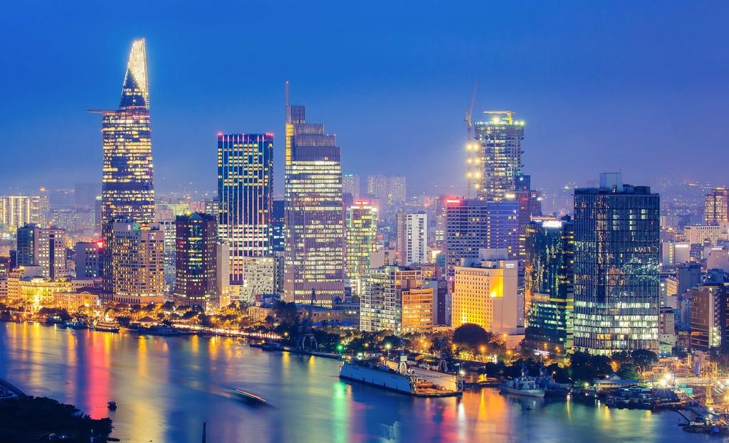 Công cuộc đổi mới ở nước ta đã mang lại nhiều thành tựu lớn lao trong phát triển kinh tế - xã hội. Ảnh: Nguyễn Anh Tuấn