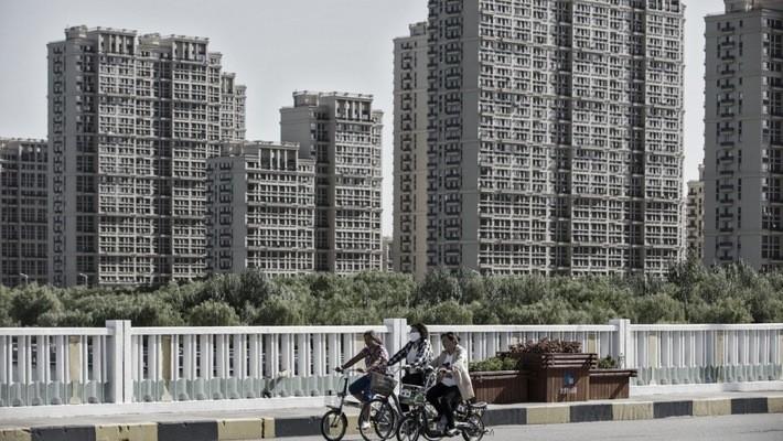 Chủ đầu tư chung cư Thượng Hải bốc thăm để chọn ra người mua căn hộ