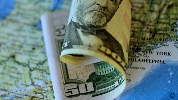 Đến thời điểm hiện tại, đồng USD đã hồi phục hoàn toàn phần mất mát trong đợt giảm giá hồi đầu năm - Ảnh: Reuters.