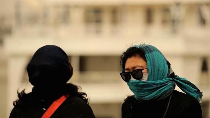 Ô nhiễm không khí đang là một vấn đề lớn tại nhiều quốc gia trên thế giới - Ảnh: Getty/CNBC.
