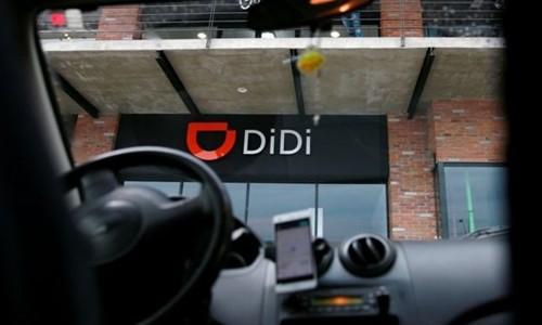 Didi Chuxing hiện là ứng dụng đi chung xe hàng đầu Trung Quốc. Ảnh:Reuters