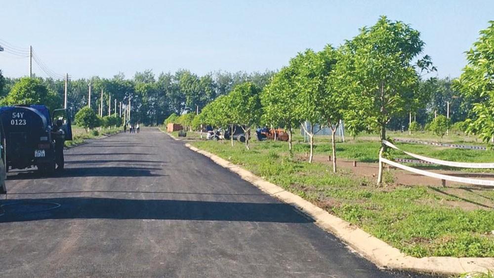 Nếu được lựa chọn trúng thầu, Nhà đầu tư sẽ được nhận lại 472 lô đất ở với giá 2,5 triệu đồng/m2 để hoàn vốn. Ảnh: st