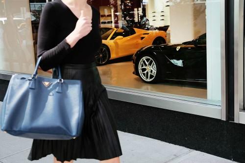 Với một số người Mỹ, có hàng triệu USD cũng chưa gọi là giàu nếu thiếu thời gian và đời sống tình cảm.