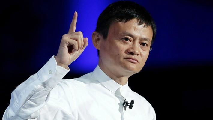 """Nhà sáng lập kiêm Chủ tịch """"đế chế"""" thương mại điện tử Trung Quốc Alibaba, ông Jack Ma."""