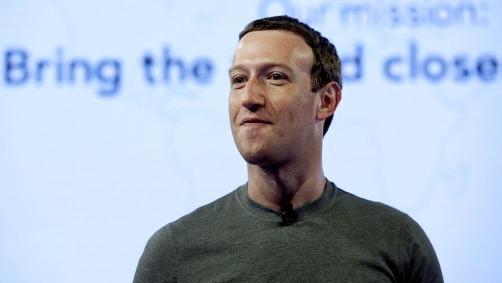 CEO Facebook Mark Zuckerberg - Ảnh: Getty Images.