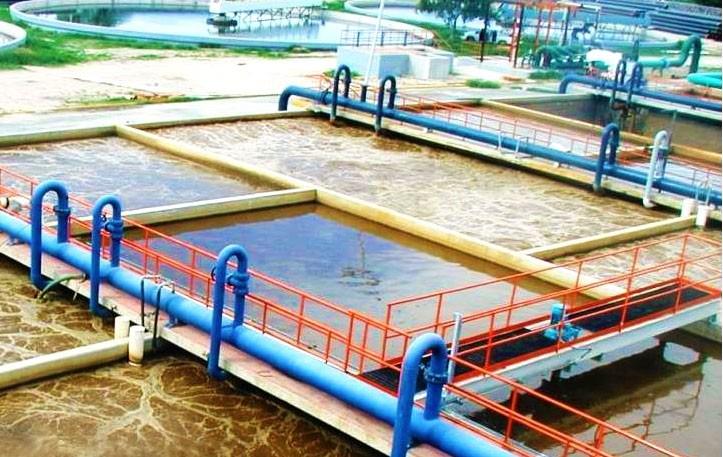 Gói thầu BDAF-07 Xây dựng tuyến ống thu gom nước thải cấp 1, 2 và trạm bơm nâng (lưu vực Rạch Cái Cầu) trị giá trên 475 tỷ đồng, chỉ tiết kiệm khoảng 0,62% qua đấu thầu rộng rãi. Ảnh: NC st