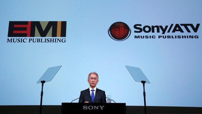 CEO Kenichiro Yoshida của Sony - Ảnh: Getty Images.
