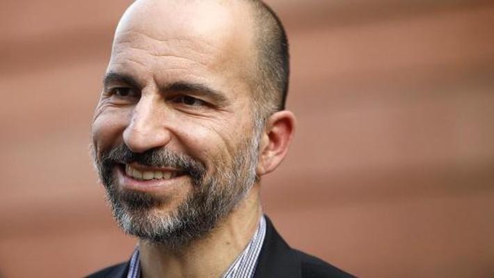 Giám đốc điều hành (CEO) Dara Khosrowshahi - Ảnh: Getty/CNBC.