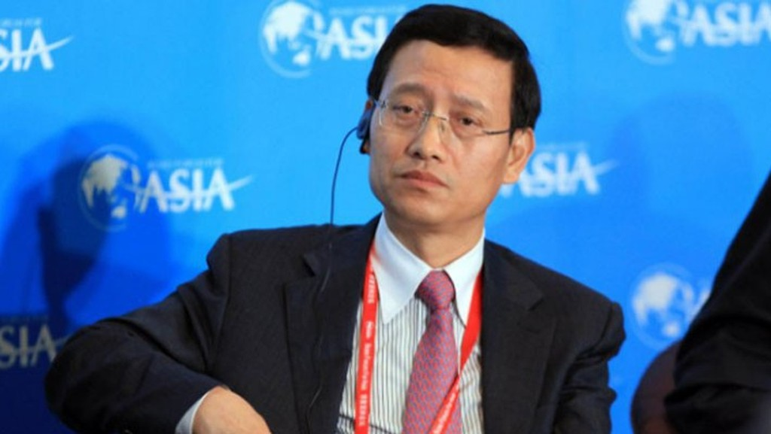 Wang Yincheng tại một sự kiện ở Hải Nam, Trung Quốc vào tháng 4/2013 - Ảnh: Reuters.