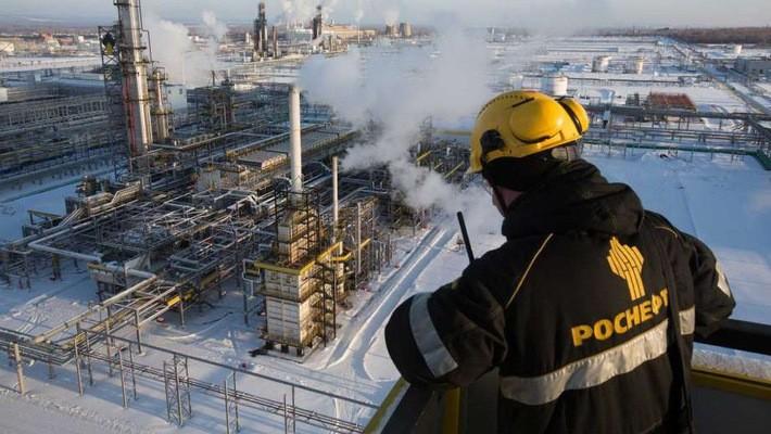 Một nhà máy lọc dầu của Nga - Ảnh: Andrey Rudakov.
