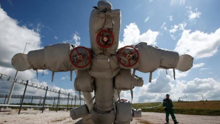 Một mỏ dầu ở Tartastan, Nga - Ảnh: Reuters.