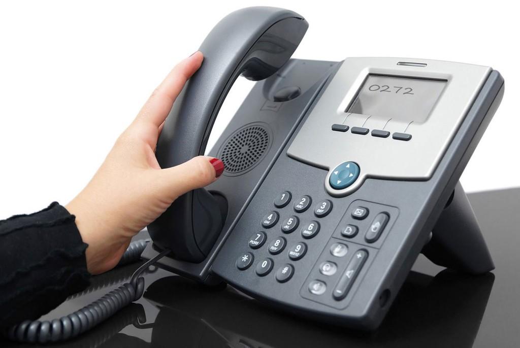 Nhà thầu phản ánh, nhiều lần liên lạc vào số điện thoại liên hệ phát hành HSMT Gói thầu Trường THCS Mỹ Lệ (Long An) vẫn không có người nghe máy. Ảnh: Hoài Tâm