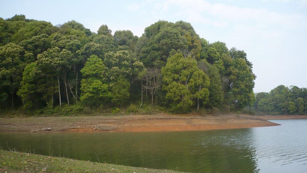 """Gói thầu số 2 """"Cống lấy nước"""" thuộc Dự án Sửa chữa, nâng cấp hồ Pa Khoang, Điện Biên sử dụng nguồn vốn ngân sách nhà nước. Ảnh: st"""