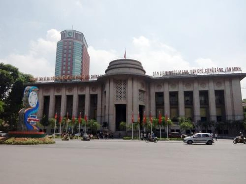 Ngân hàng Nhà nước Việt Nam. Ảnh: BNEWS/TTXVN