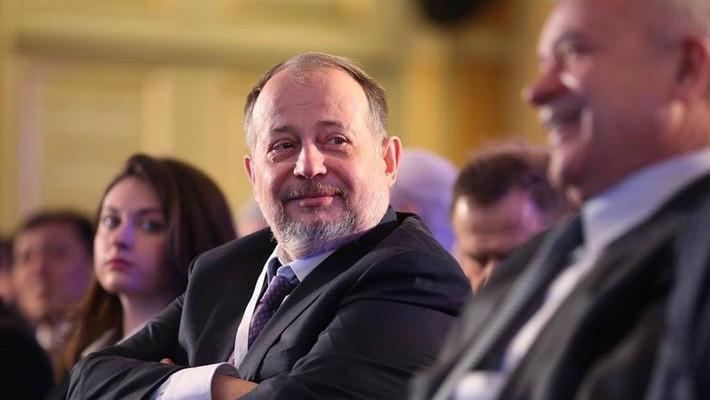Tỷ phú Nga Vladimir Lisin - Ảnh: Bloomberg.