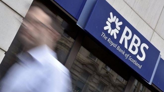 Ngân hàng Royal Bank of Scotland. (Nguồn: BBC)