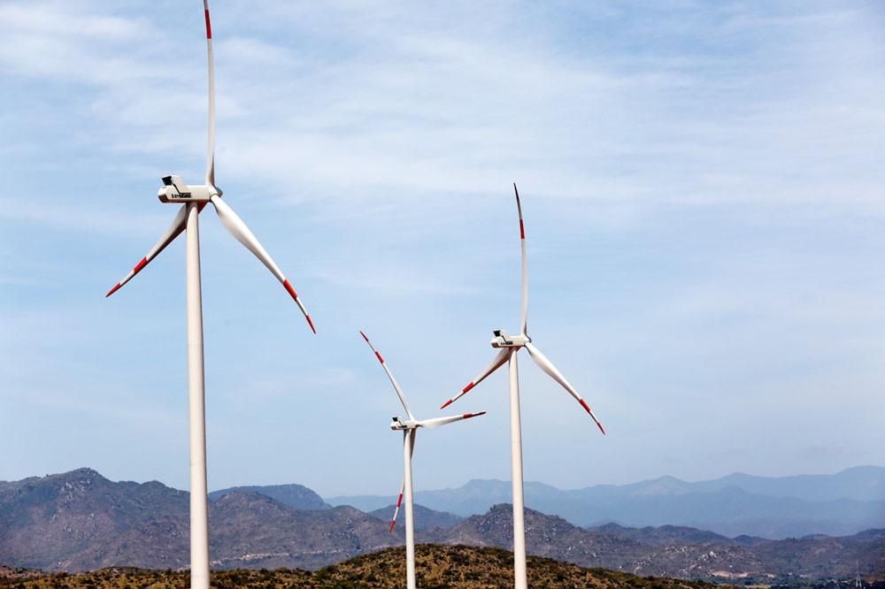 Mức giá bán điện gió 7,8 UScent/kWh chưa đủ hấp dẫn nhà đầu tư. Ảnh: Lê Tiên