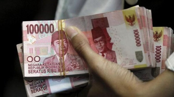 Đồng rupiah của Indonesia. (Nguồn: Reuters)