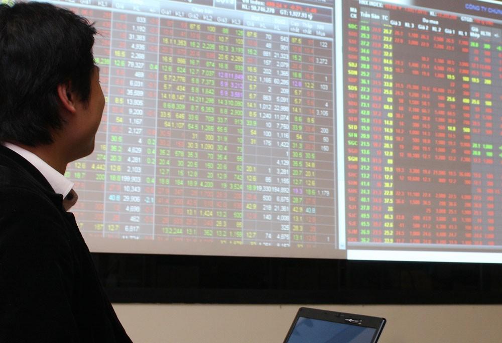 Nhiều khả năng thị trường sắp tới sẽ trải qua các phiên lình xình, điều chỉnh nhẹ. Ảnh: Tiên Giang