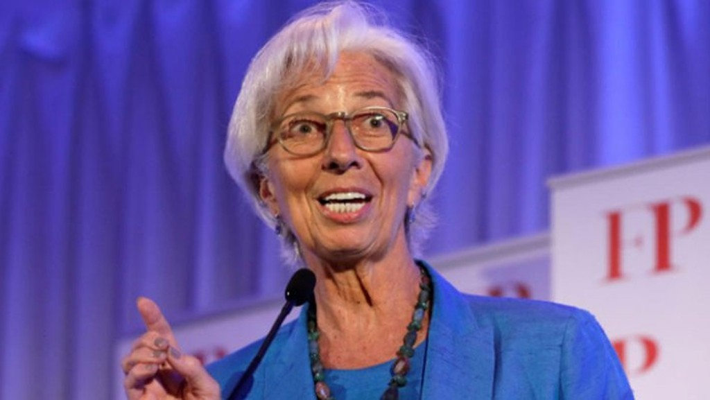 Tổng giám đốc IMF Christine Lagarde - Ảnh: Reuters.