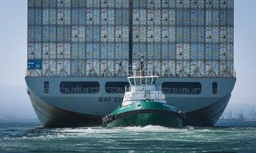 Hàng nhập khẩu của Trung Quốc sắp bị đánh thuế khi vào Mỹ. Ảnh:Bloomberg