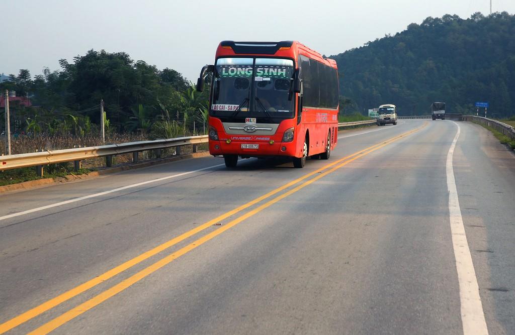 UBND tỉnh Lào Cai đề xuất thực hiện Dự án bằng vốn nhà nước và theo hình thức BT. Ảnh: Lê Tiên