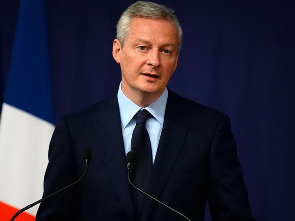 Bộ trưởng Tài chính Pháp Bruno Le Maire. (Nguồn: AFP/Getty Images)