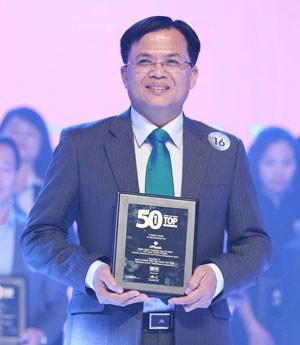 VPBank lọt TOP 50 công ty niêm yết tốt nhất Việt Nam - ảnh 1