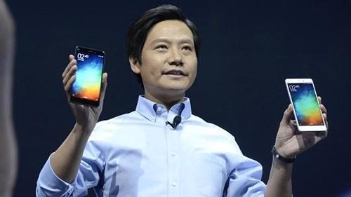 Lei Jun là nhà sáng lập kiêm CEO Xiaomi. Ảnh:AFP