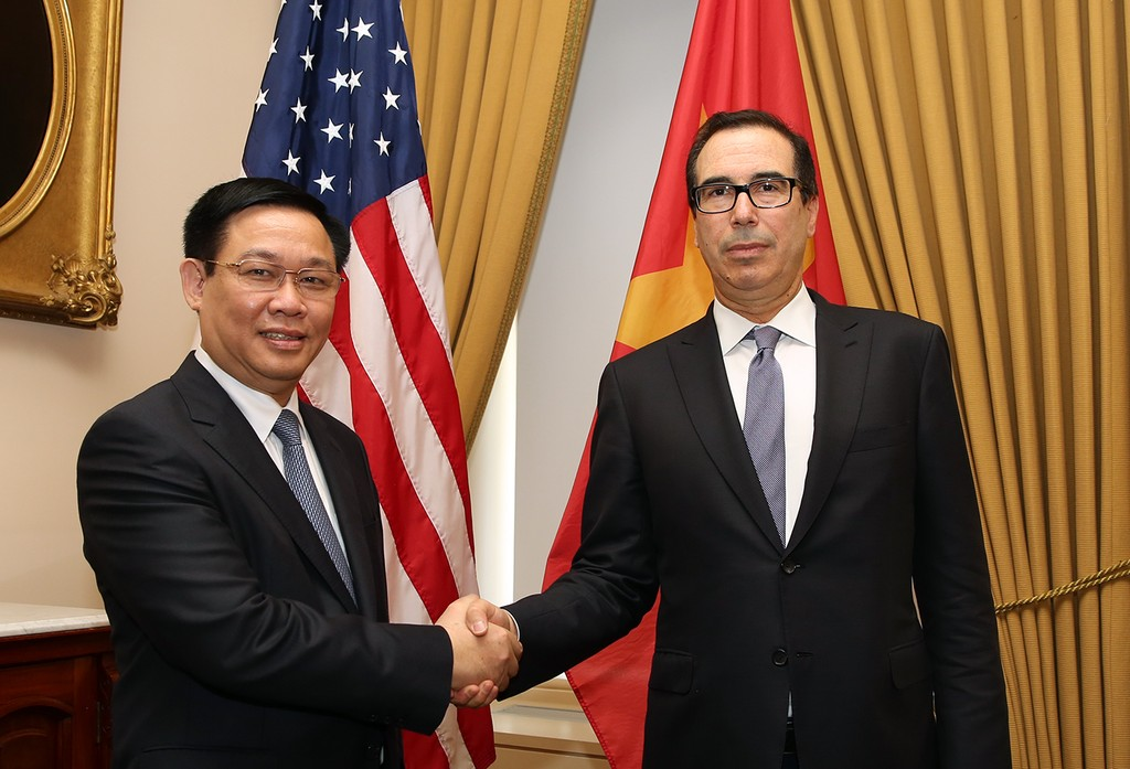 Hoa Kỳ coi trọng quan hệ hợp tác toàn diện với Việt Nam - ảnh 1