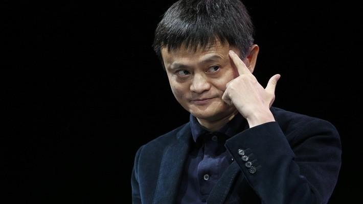 Tỷ phú Jack Ma tin vào tiềm năng của blockchain, dù ông không tin vào tiền ảo.
