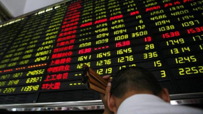 Cổ phiếu Trung Quốc đang bị bán tháo ở cả đại lục và Hồng Kông.